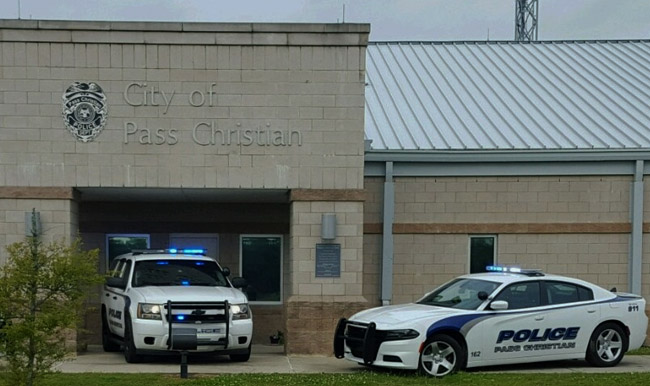 PASS CHRISTIAN POLICE FIND AN UNUSUAL AMOUNT OF DRUGS IN ROUTINE TRAFFIC STOP