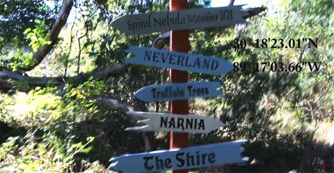 Hike and explore Pass Christian's 'Enchanted Forest' trail