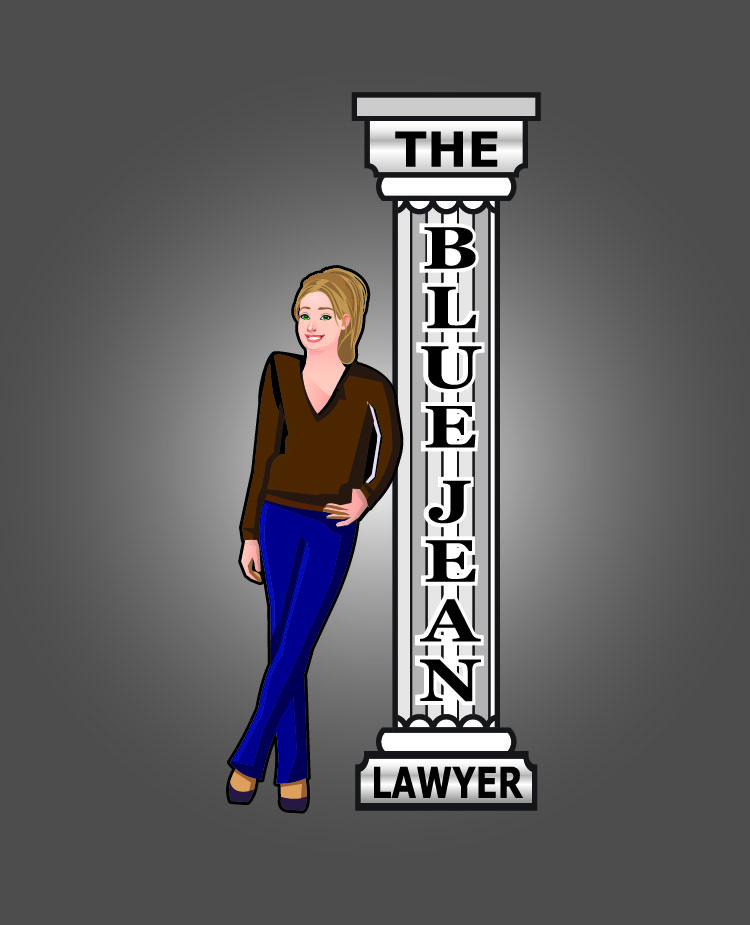 THE BLUE JEAN LAWYER:  To Bite Or Not To Bite?