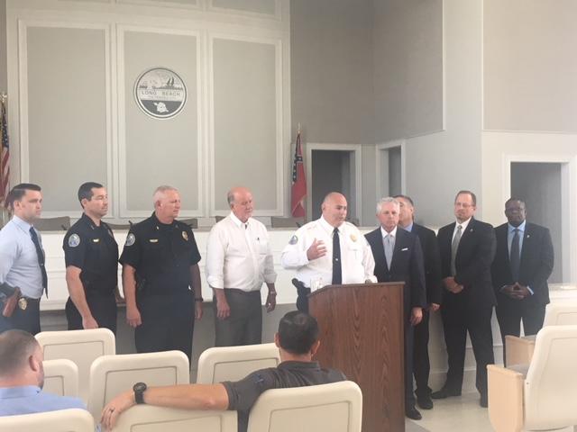 LONG BEACH POLICE BEGIN PARTNERSHIP WITH COAST HIDTA TO COMBAT OPIOID OVERDOSE