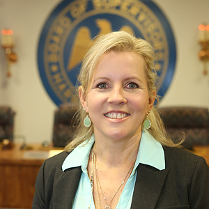 KIBLER-MIDDLETON GIVES STATE OF THE COUNTY