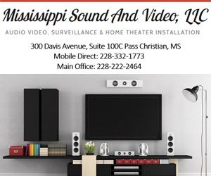 Visit Mississippi Sound and Video