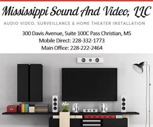 Visit Mississippi Sound and Video