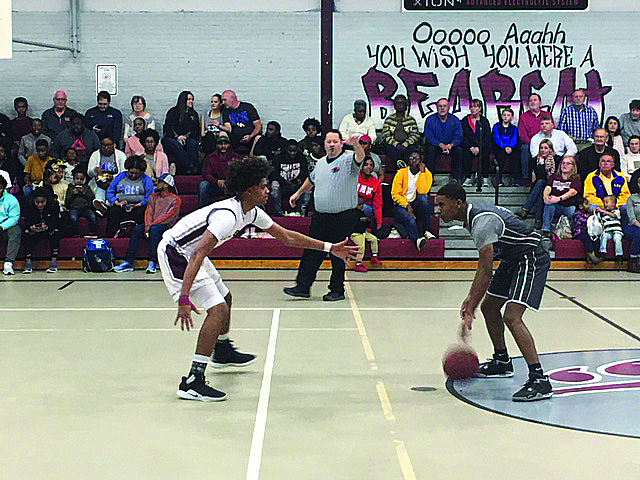 BEARCATS FINISH DISTRICT UNDEFEATED