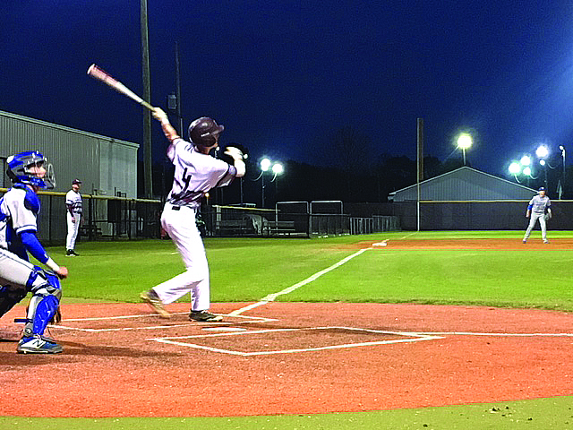 Bearcats Hold Off Tomcats For District Lead