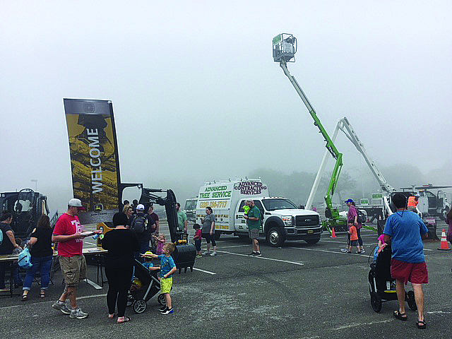 Crowd Shows Enthusiasm for Long Beach Touch-A-Truck