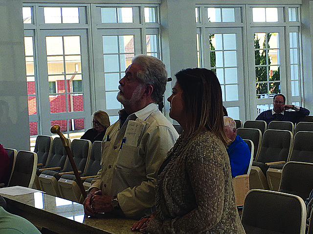 Long Beach Board of Aldermen Tie-up Old Issues