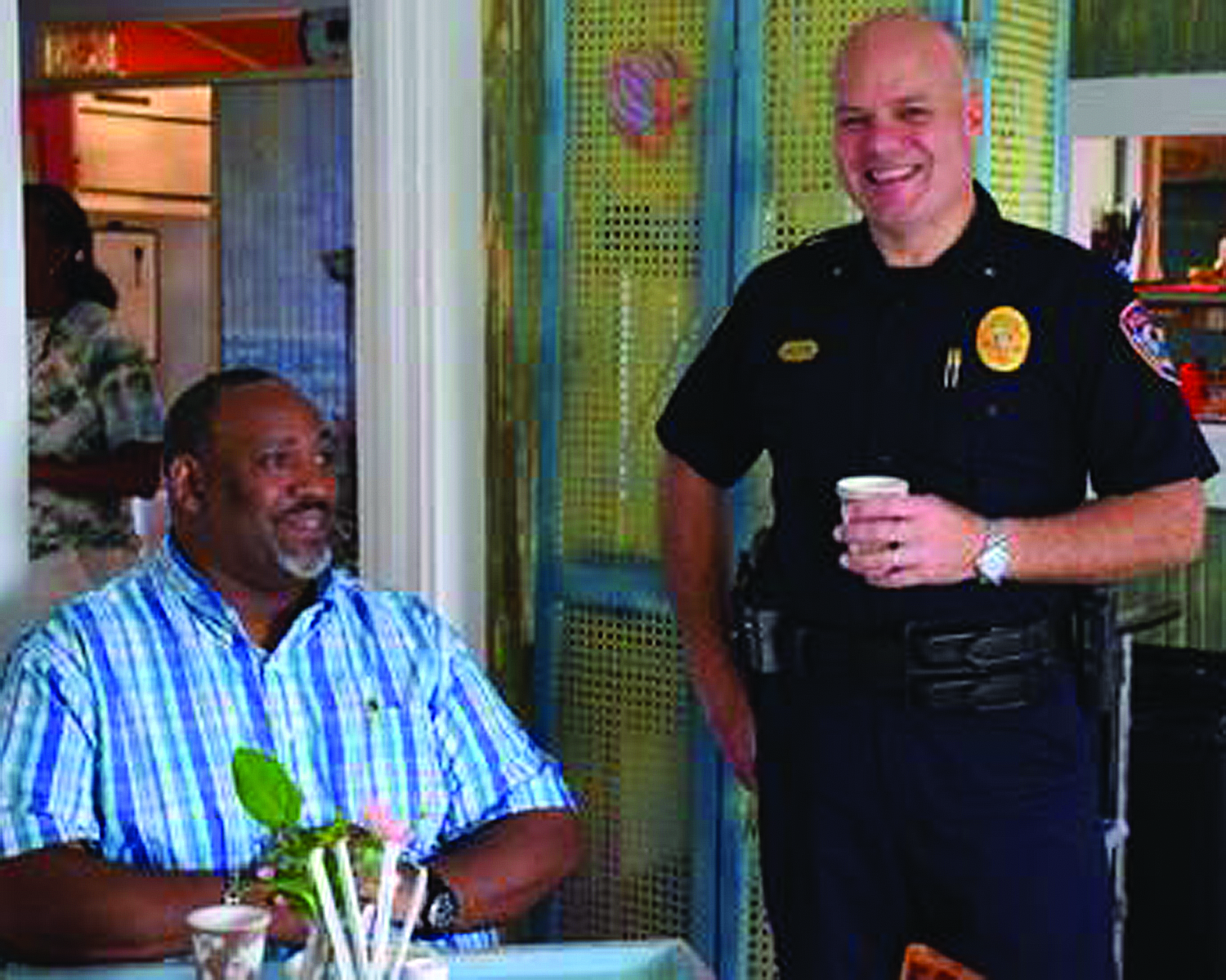 Pass Christian Hires Freeman as the Police Chief