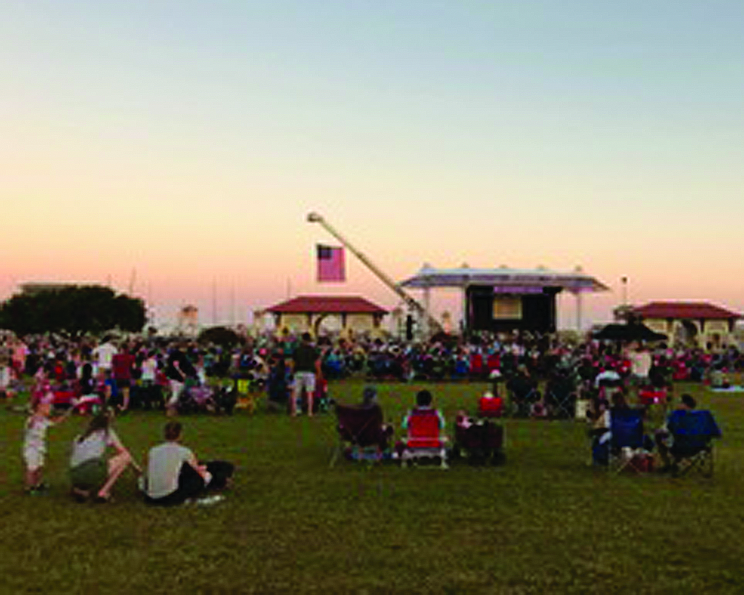 Jazz in the Pass Brings Together Local Community