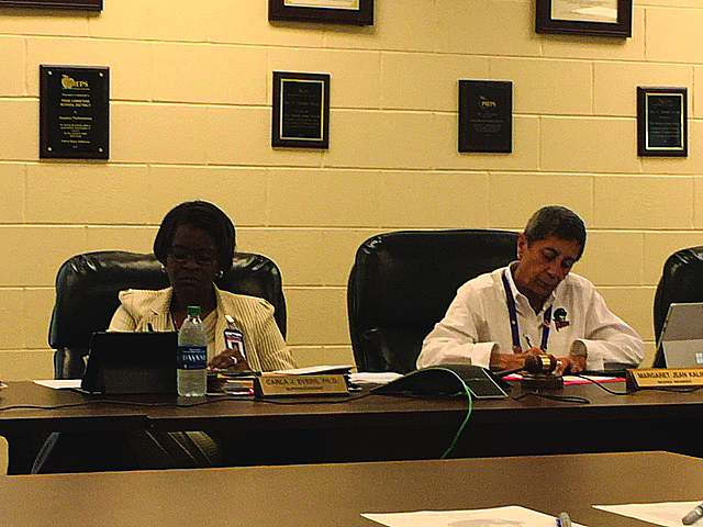 PCSD Discusses Budget & Changes for Next Year