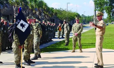 Builder Class Receives Coveted CO's Pennant