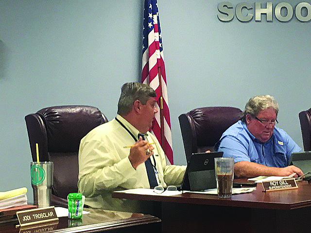 Harrison County Schools Accepts Renovation Bid, Approves Travel