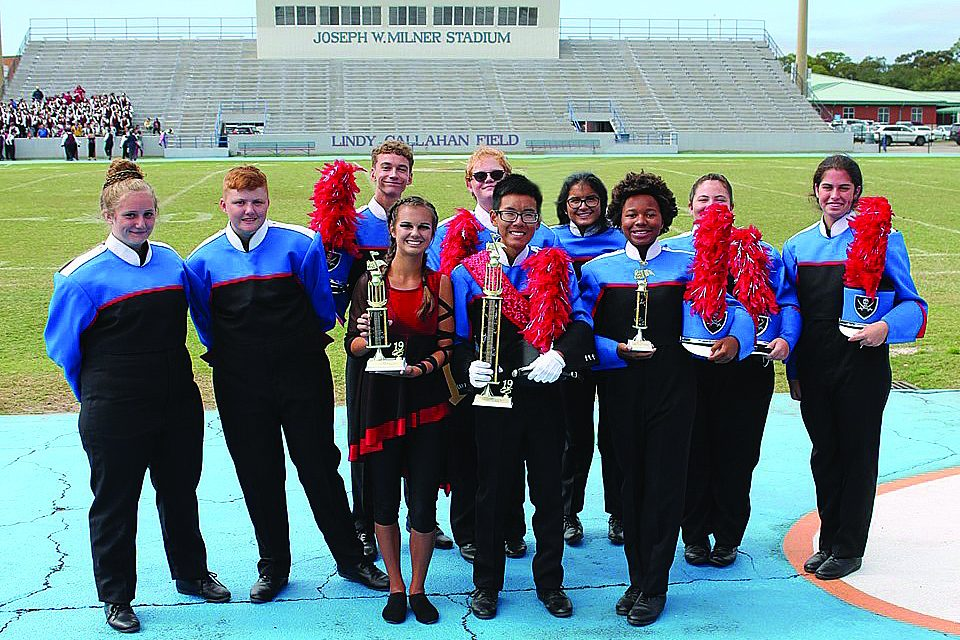 The Pride of The Pass Marches Toward Championships
