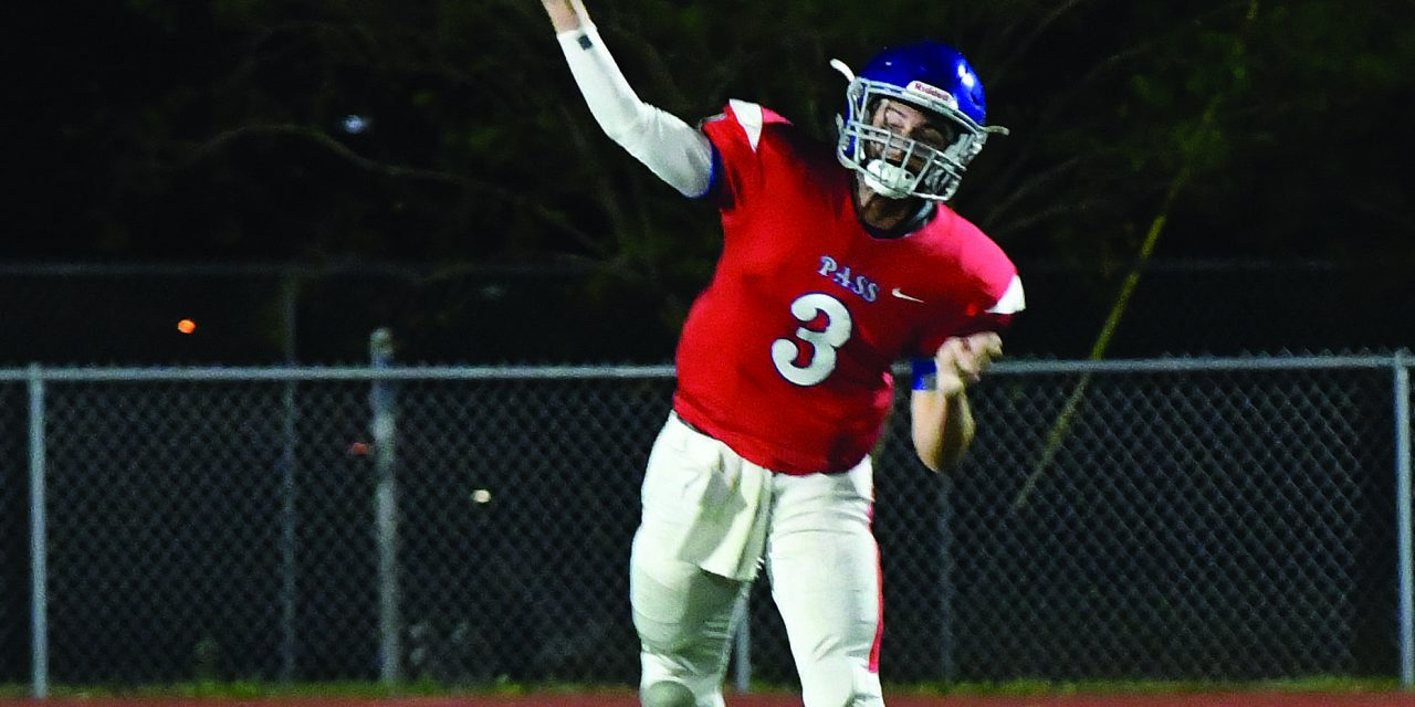 Pass Christian Quarterback Allison named Region Player of the Year