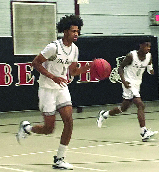Bearcats Win First Game on Court for Season