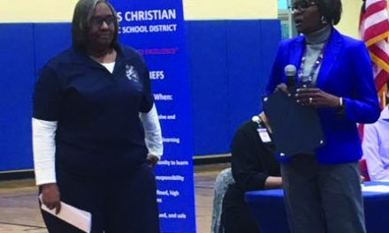 Pass Christian Honors Middle School Football, Discusses Audit