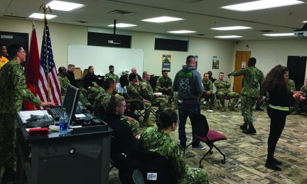 Chaplains Offer Service Members Opportunity to Build Community