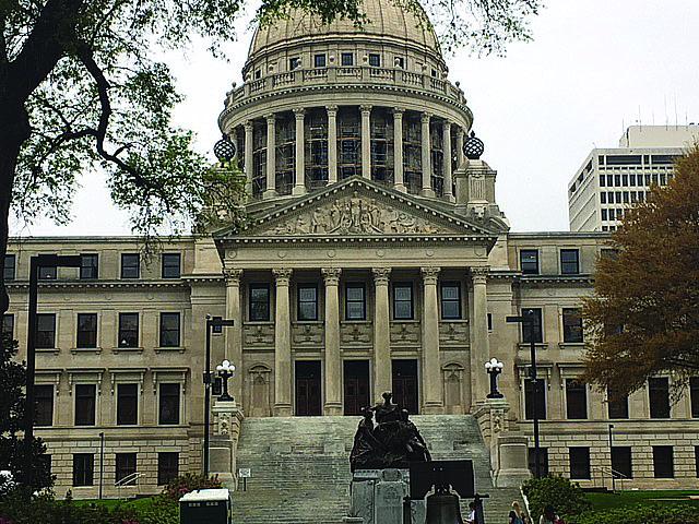 MS Legislative Democratic Caucus Call for Suspension of Session