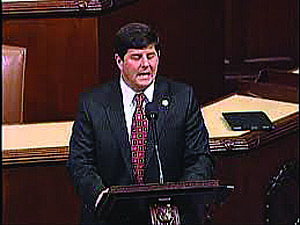 Mississippi Congressman Accused of Misusing Funds