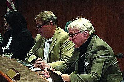 Pass Christian Board Entertains New RV Park