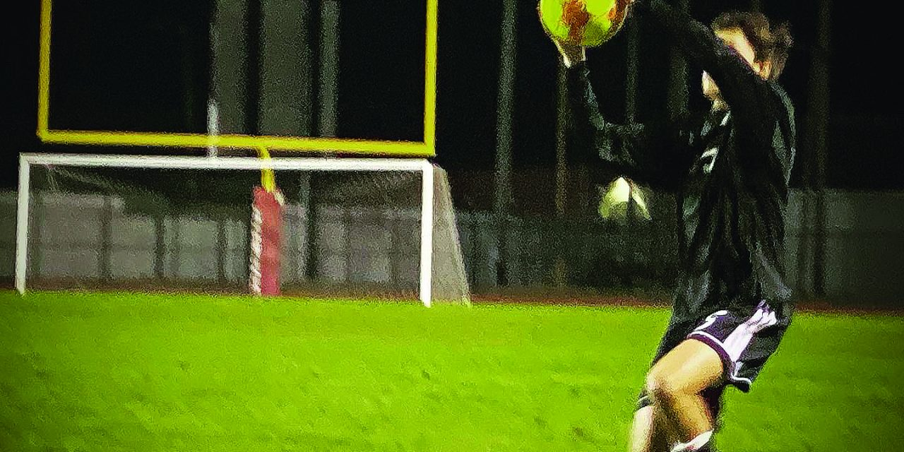 Long Beach Soccer Splits with Bulldogs