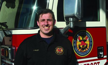 Part Time Caped Crusader Takes Over Seabee Base Fire Department