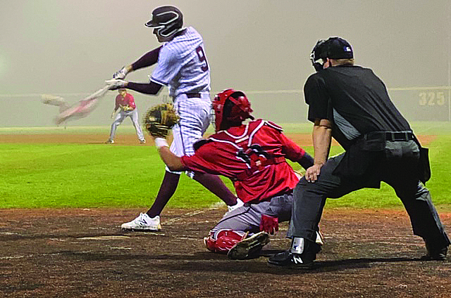 The Polk Effect:  Bearcats mercy-rule Red Rebels in the fog