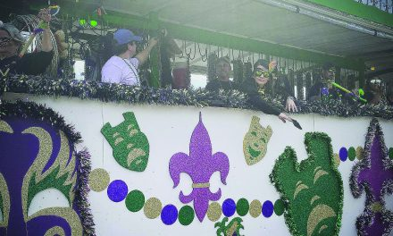 TWO PARADES IN PARADISE:  Pass Christian & Long Beach Carnivals Enjoyed