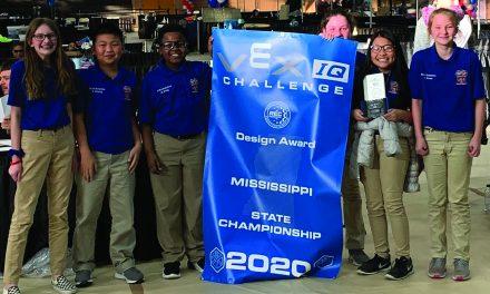 PCES Wins Best Design Award in Robotics State Championship