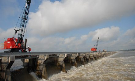 MDMR Deposits $1 million from GOMESA Funds in Oysters, Spillway May Open Friday