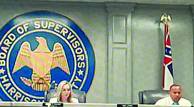 Harrison County Supervisors Approve the Budget for 2021