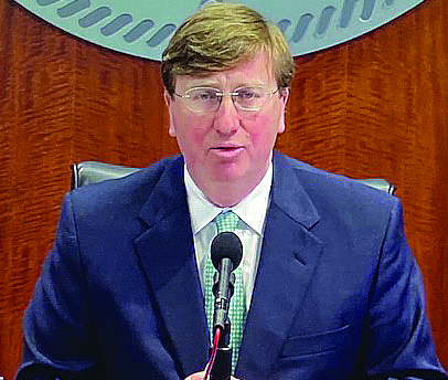 Governor Reeves Ire Raised Over State Flag Commission Meeting
