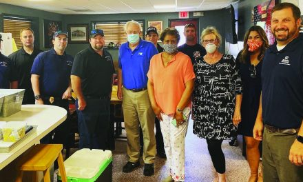 Pass Christian Chamber Board Honors First Responders