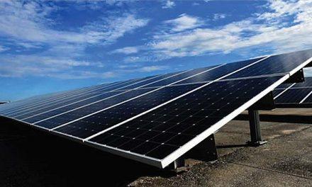Solar Facility, Microgrid Work Toward Energy Security Needs
