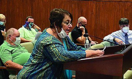 Mayor and Alderman Bail on Board Meeting Early