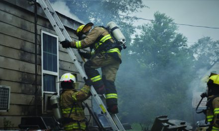 West Harrison County Residents Rescued from House Fire