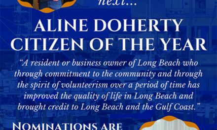 Long Beach Chamber Nominating Citizen of the Year