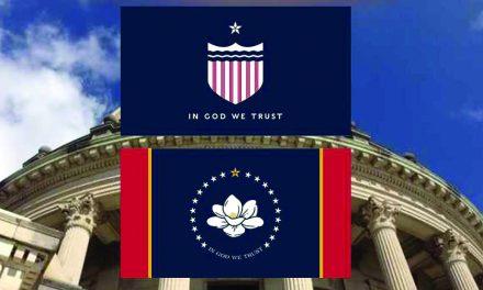 Final 2 Mississippi Flag Proposals: Shield vs. Magnolia