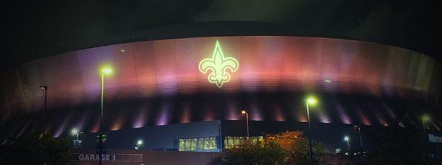Stadium Rebranded as Caesars Superdome