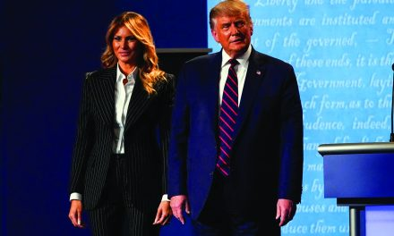 POTUS & FIRST LADY TEST POSITIVE FOR COVID
