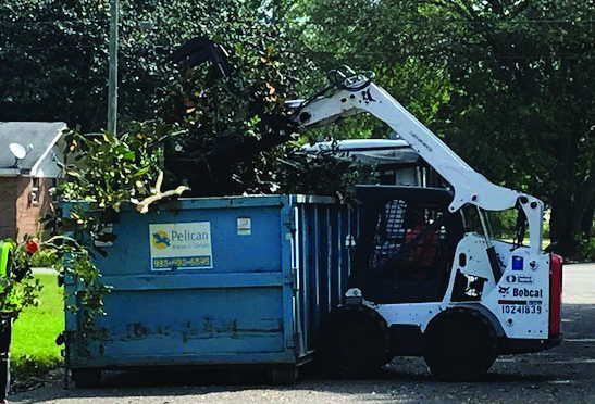 Pelican Waste Announces Service Delay for Harrison County Residents
