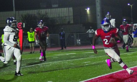 Pirates Lose Momentum to Moss Point