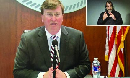 Reeves Issues Mask Mandate for Half of State:  Refuses Statewide Mandate