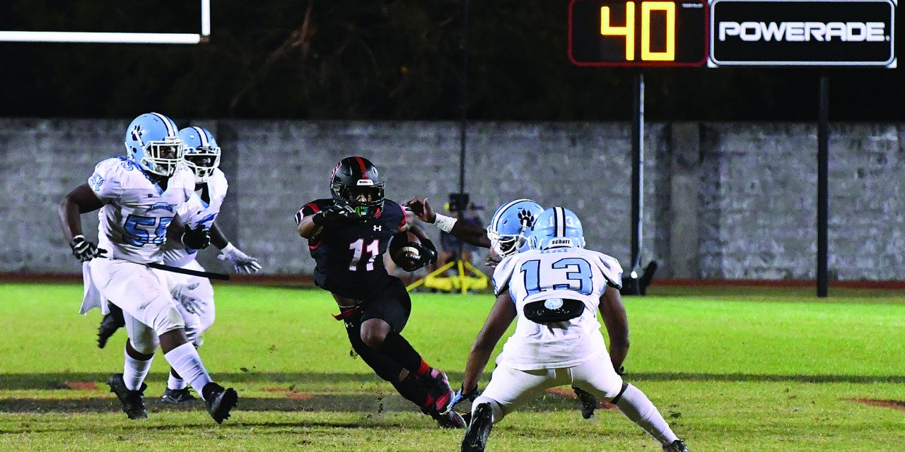 Jaguars Knock Rocks Out of Playoffs 13-5