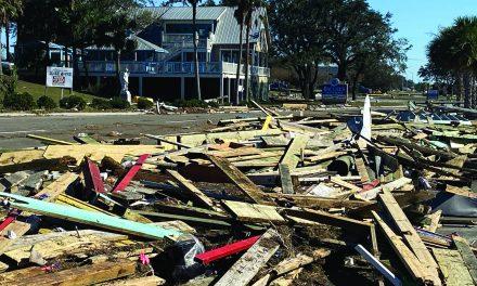POTUS Signs Hurricane Zeta Emergency Declaration