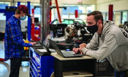 MGCCC Provides Resources for Remote Learning to CTE Students