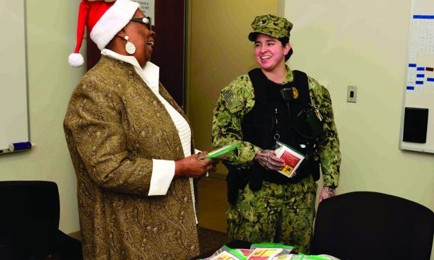 Navy Base Mourns Passing of Resident Joy-Giver