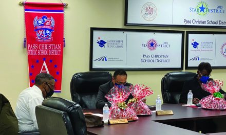 Ricketts Sworn In, Lizana Elected as new VP for School Board