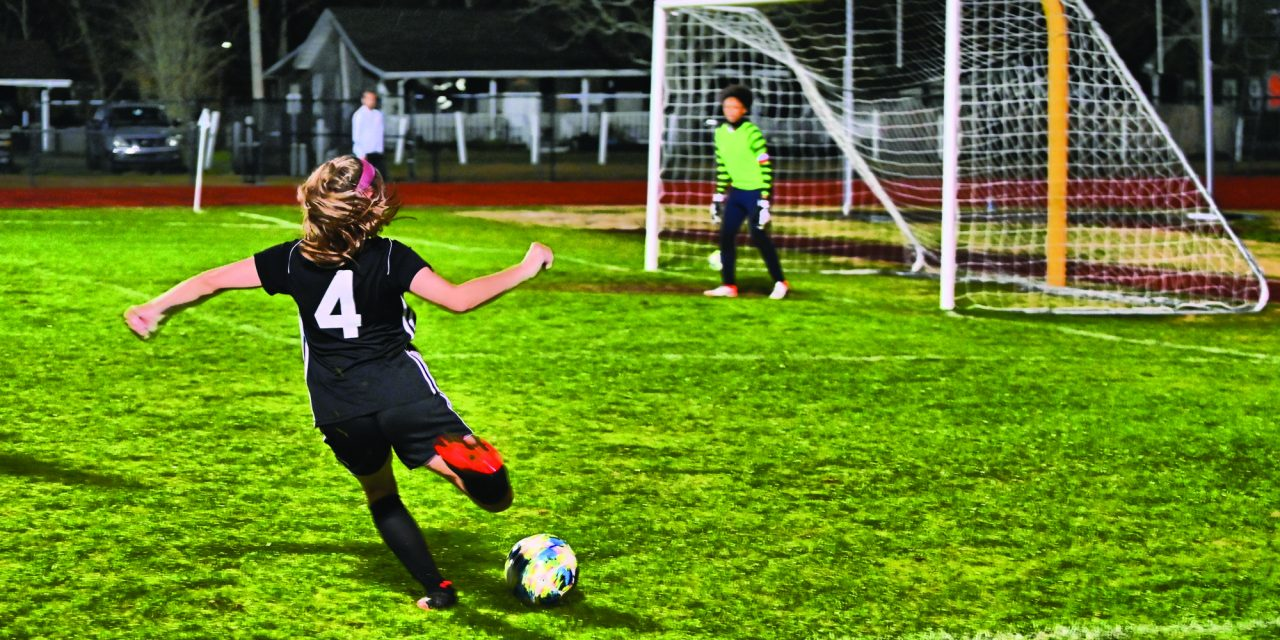 Bearcats Soccer Dominates First Round