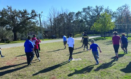 PCMS Students Get on the Gridiron